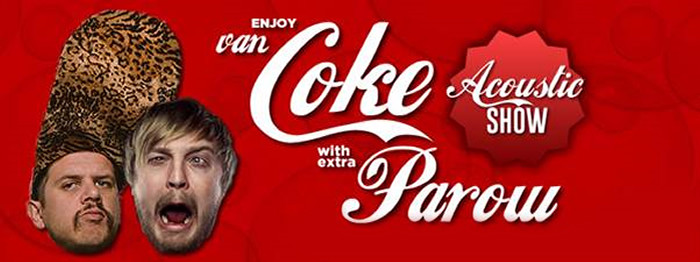 Van Coke & Parow Acoustic Shows