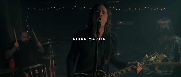 Aidan Martin releases two versions of new single Get Together