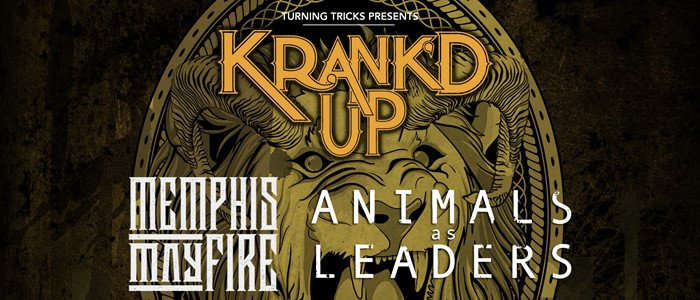 Krank'd Up final announcements made!
