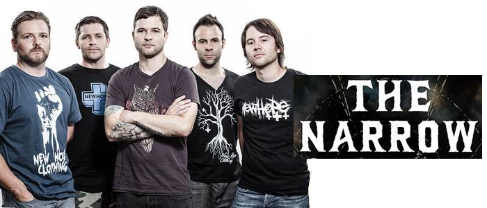 The Narrow start Indiegogo Campaign for new album