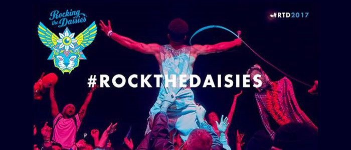 Win a spot on the Rocking the Daisies 2017 line-up
