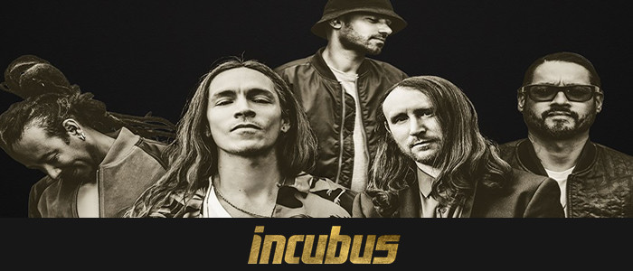 Incubus in South Africa in 2018