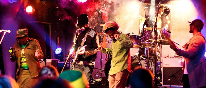 Zionruts Family bring 'roots reggae' to Mieliepop