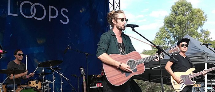 Park Acoustics – March 2018 made us Loopy