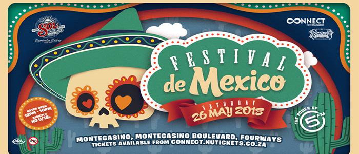 It's The Countdown To Festival De Mexico This Saturday!