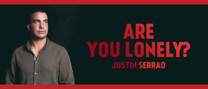 Justin Serrao releases his brand new single and video – Are You Lonely