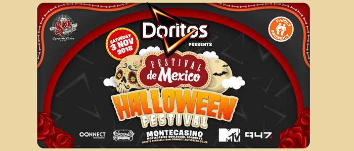 Festival De Mexico Returns in November with a Halloween celebration