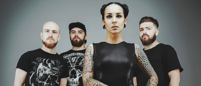 Jinjer gear up for their South African Tour