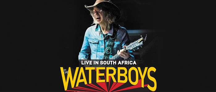 New dates announced for The Waterboys live in South Africa