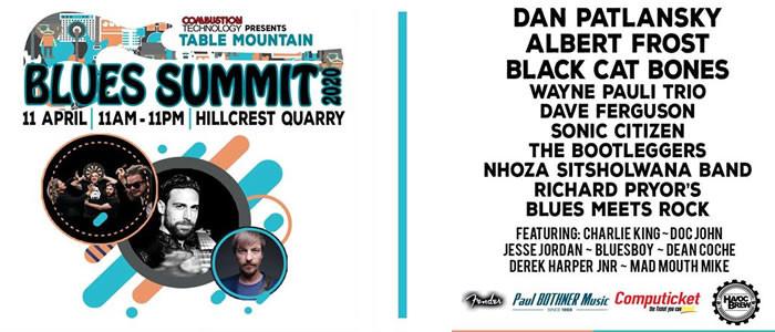 Table Mountain Blues Summit 2020